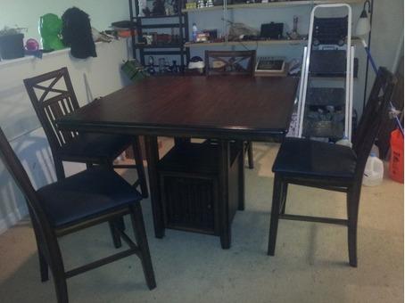 livingroom and dining room furniture must go.....best offer